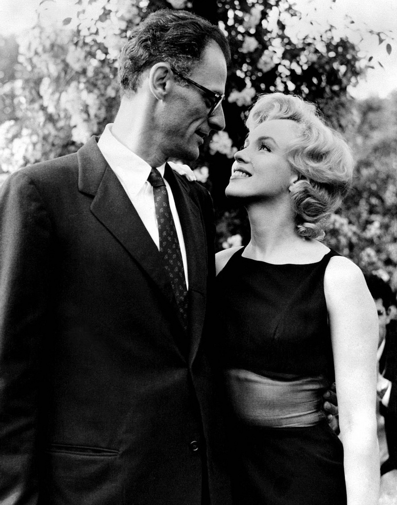 arthur miller s the crucible introductory information create arthur miller famous wife marilyn monroe