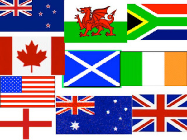 countries flags english speaking Flashcards and Study Sets ...