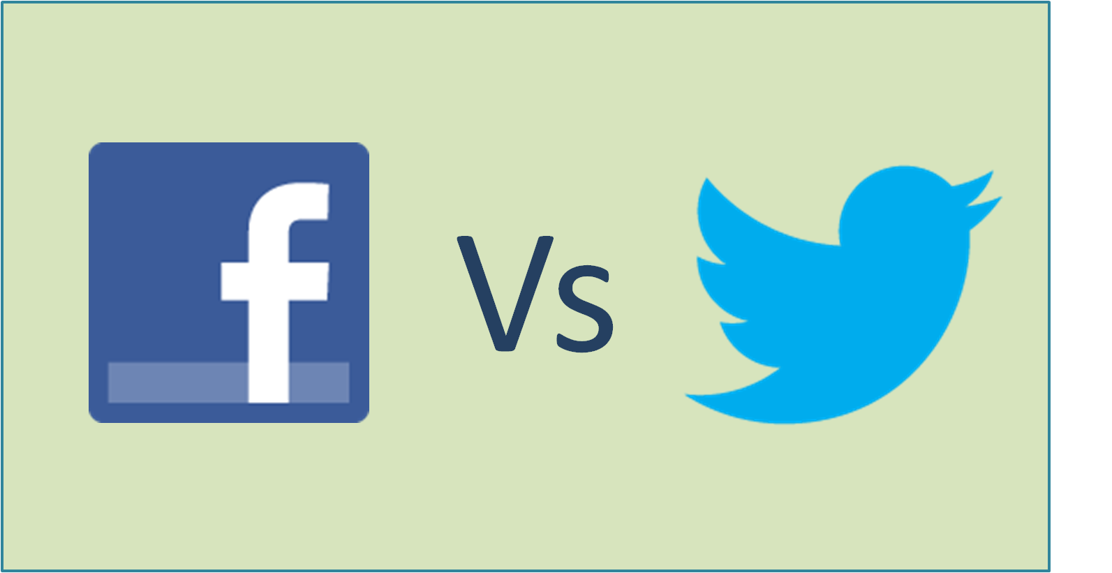 facebook vs twitter the coming facebook twitter collision As i wrote about in facebook is much more like verizon , facebook is more like a telco than they are like a regular website they want to be the dial tone of the internet, at the center of any technologies that connect humans together (instagram, whatsapp, now oculus.