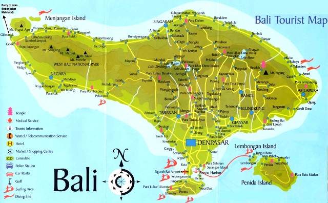 Map of australia and bali wonderfulcreation updated gumiabroncs Images