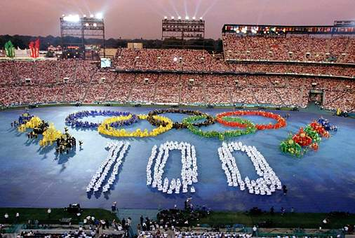 The 1996 Summer Olympics in Atlanta