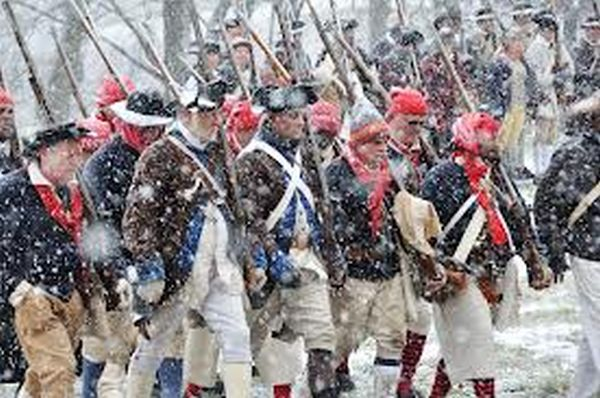 an analysis of the keys to victory in the revolutionary war Library of congress teachers the continental victory at saratoga in 1777 and the treaty with the french in 1778 transformed the war.