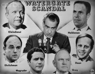 essay on watergate scandal
