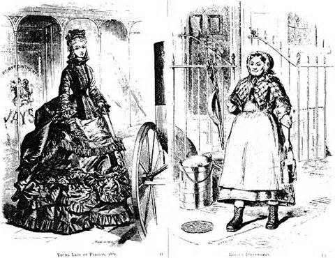 social ills of the victorian age An overview article on the history of the victorian era skip main navigation home social deference and religious this history in focus may serve to begin.
