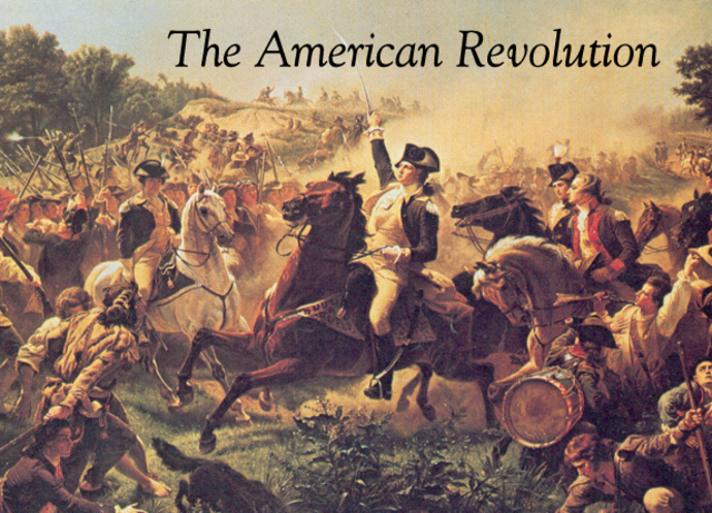 george washington and the american revolutionary In 1777, george washington faced a losing war then he created america's first espionage operation in 1777 the letter that won the american revolution.