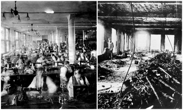 essays about the triangle shirtwaist factory fire What happened in the triangle shirt waist factory fire 1911 facts, history,  summary, discussion and analysis.
