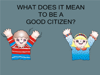 essays on being a us citizen Tweet tweet american citizenship is something that millions of people around the world dream about, while millions of those who were born in the united states automatically fulfilled this dream.